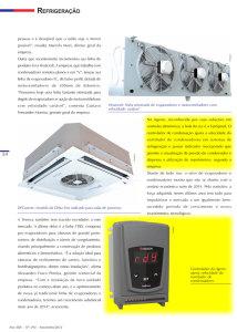 FanSpeed no Mercado de Condensadores