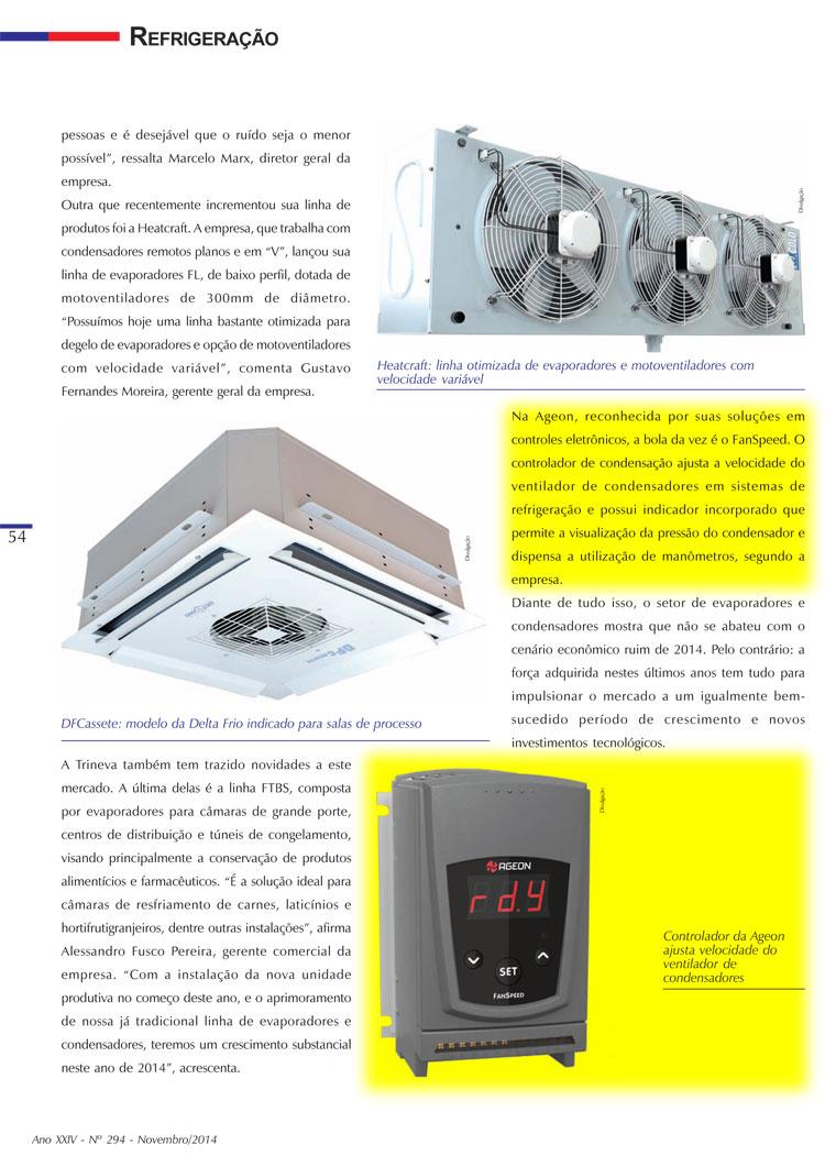 FanSpeed é destaque na Revista do Frio e no mercado de condensadores
