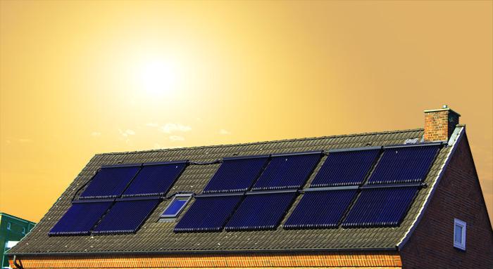 Aquecimento Solar - Ageon
