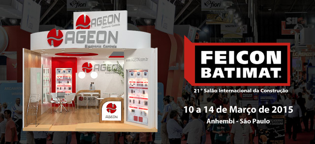 FEICON BATIMAT - Ageon Electronic Controls
