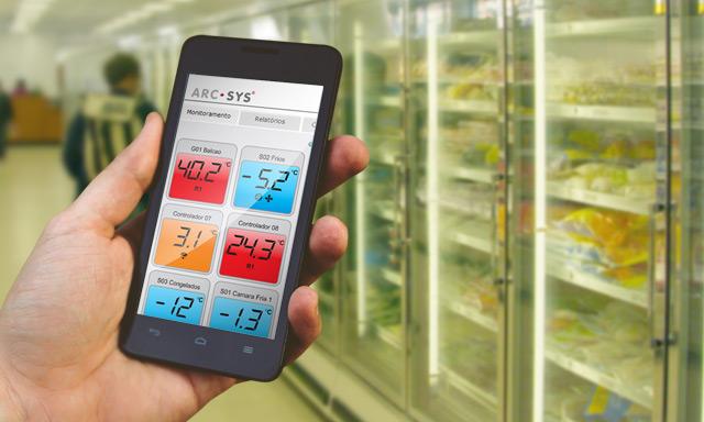 ArcSys em Redes de Supermercados