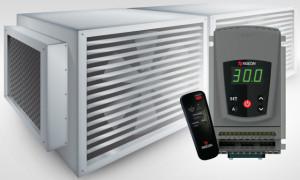 Inversores Ageon em Climatizadores Evaporativos