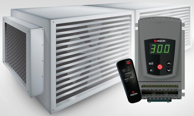 Inversor de Frequência para Climatizador - YF iR