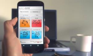 ArcSys: Monitore a Temperatura e Evite Prejuízos
