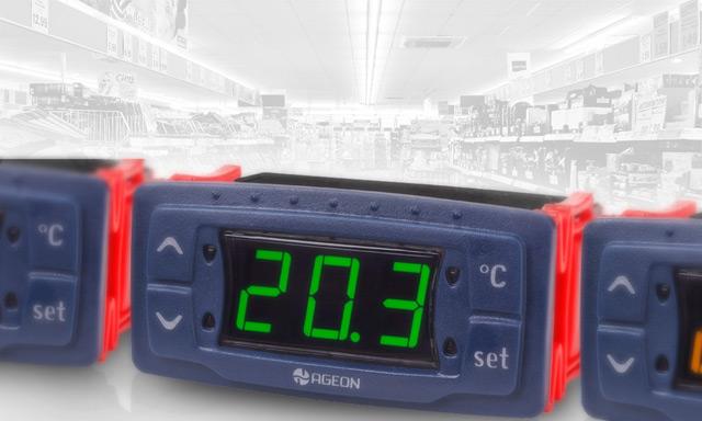 Funções de Retardo - Controladores de Temperatura Ageon