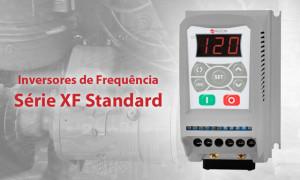 Inversores de Frequência XF Standard