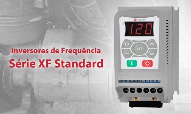 Inversores de Frequência XF Standard - Ageon