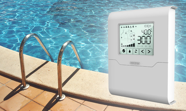 Controlador Diferencial de Temperatura para Aquecimento Solar