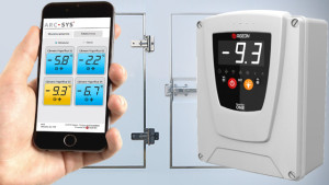 SmartSet ONE Web – Monitoramento Temperatura em Câmaras Frigoríficas