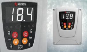 Controlador Duplo para Câmaras Frigoríficas – SmartSet DUO