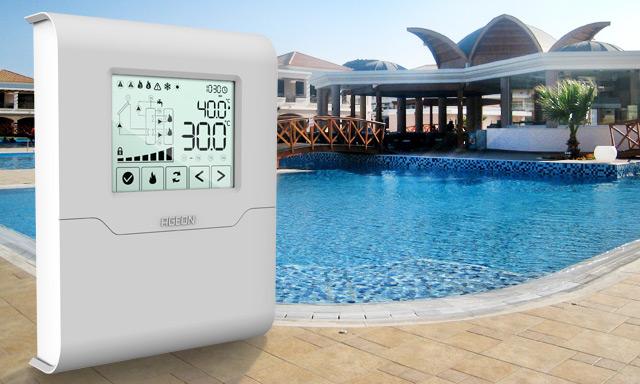 Controlador de Temperatura com Agenda de Eventos