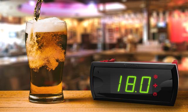 Controlador de Temperatura para Geladeiras de Cerveja