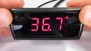 Como configurar o controlador de temperatura K103 PID?