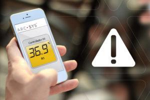 Monitorando a Temperatura com ArcSys – Configurando Alarmes