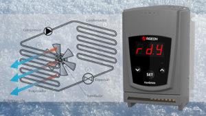Controlador de Condensação FanSpeed