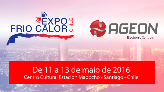 Ageon na Expo Frio Calor Chile
