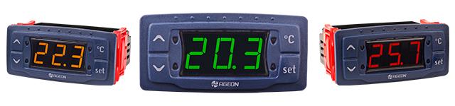 Controladores de Temperatura - Série G