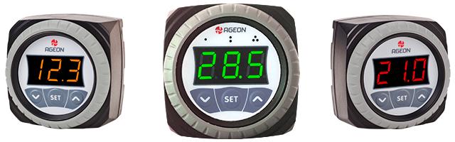 Controladores de Temperatura - Série H