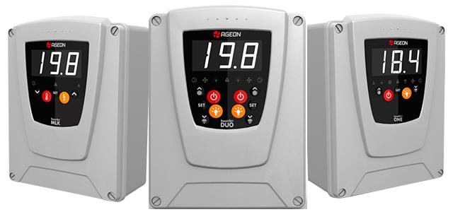 Controladores de Temperatura - SmartSet