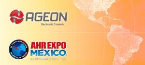 A Ageon está na AHR Expo México