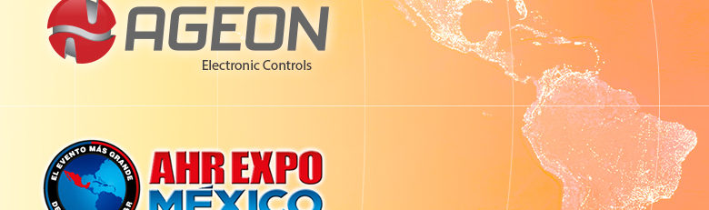 Ageon na AHR Expo México
