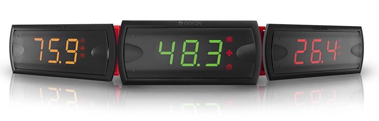 Controladores de Temperatura - Linha Prime
