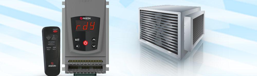Inversores de Frequência para Climatizadores Evaporativos