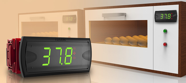 Controle de Temperatura em Chocadeiras