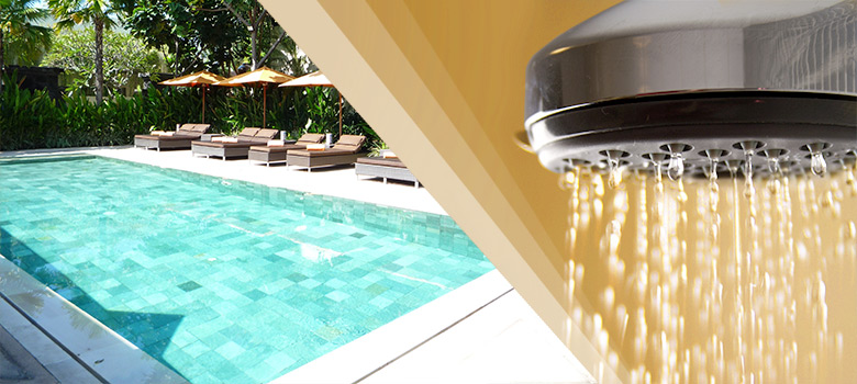 Diferença Aquecimento Solar para Banho e Piscina