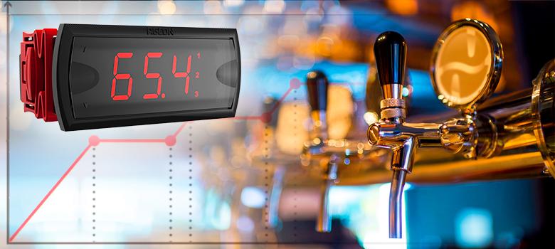Controlador de Rampa e Patamar para Fabricação de Cerveja Artesanal