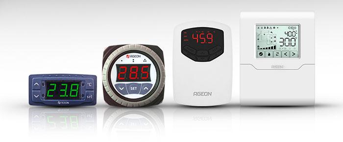 Controladores de Temperatura para Aquecimento Solar