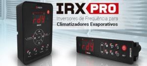 IRX Pro: IHM de embutir ou IHM de sobrepor?