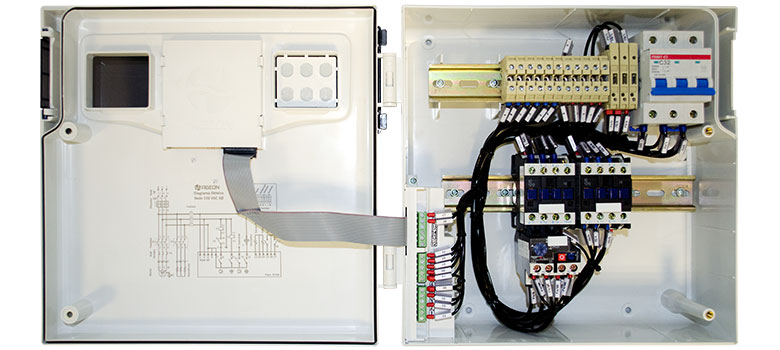 SmartSet Max - Componentes Auxiliares