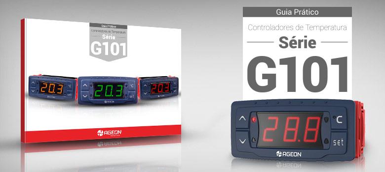Guia Prático - Controladores de Temperatura G101