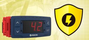 Configurando o monitor de tensão de um Termostato Digital