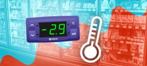 O que fazer quando o termostato não estabiliza a temperatura?