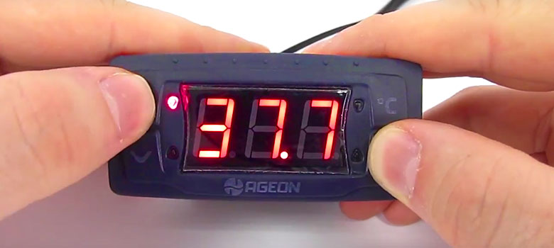 Como funciona o controlador G103 Color para Chocadeiras
