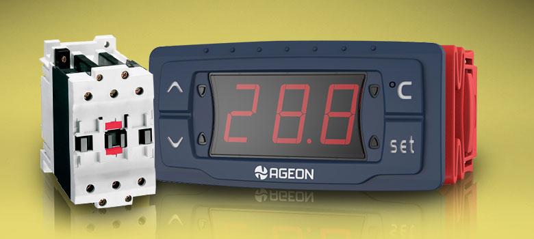 Dica Ageon Utilizando contatores com Controladores de Temperatura