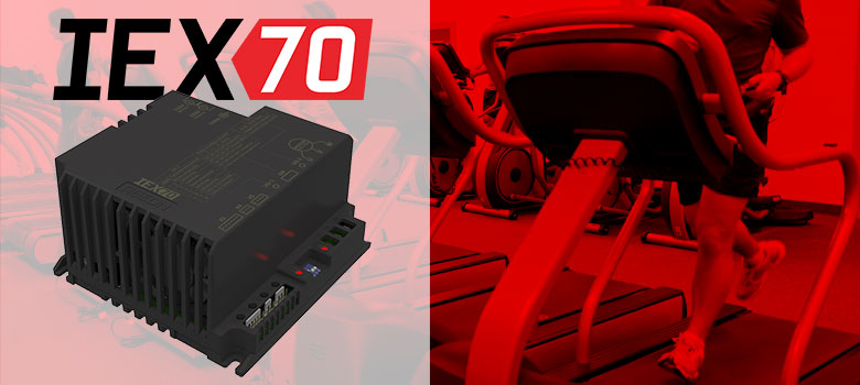 IEX70 - O lançamento da Ageon para Esteiras Ergométricas