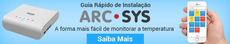 Guia Rápido de instalação ArcSys