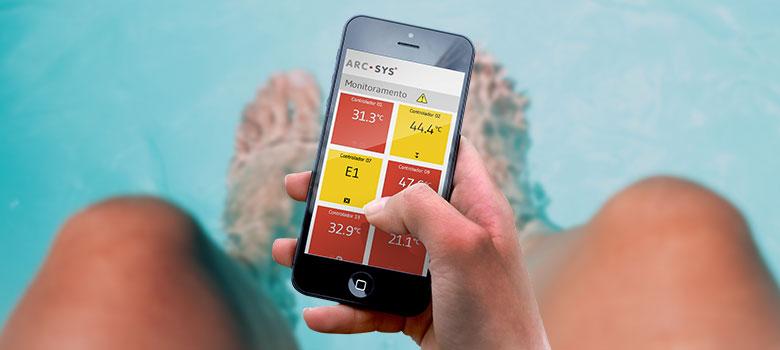Monitoramento de piscinas via celular vira case de sucesso