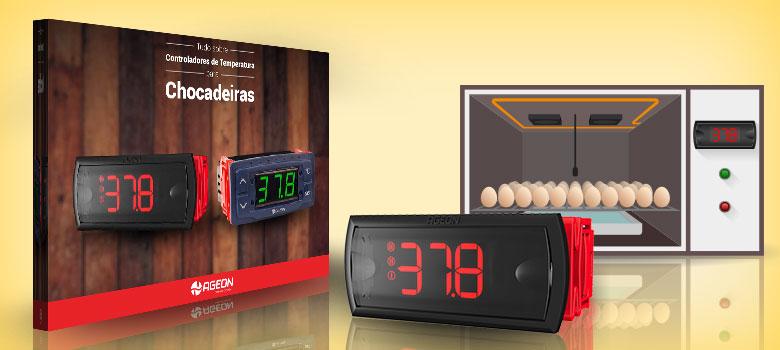 Tire suas dúvidas sobre controladores de temperatura para Chocadeiras