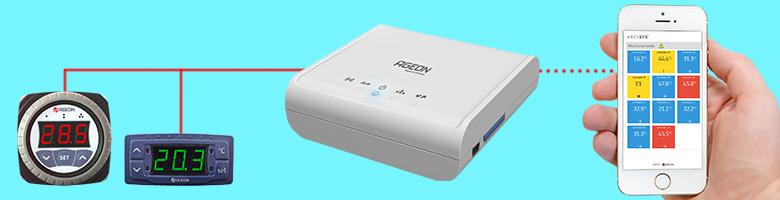 Sistema de Monitoramento de Temperatura - ArcSys
