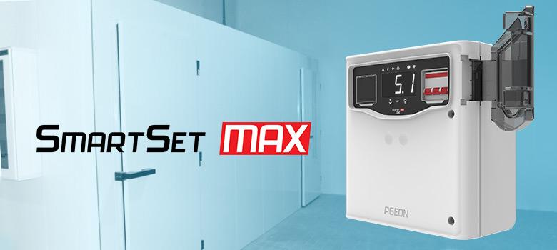 Por que sua Câmara Fria precisa do quadro de comando SmartSet Max?