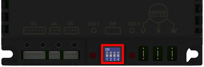 Configurando o Inversor - Testando inversor IEX70 para esteira ergométrica sem utilizar um painel