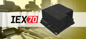 Testando inversor IEX70 para esteira ergométrica sem utilizar um painel