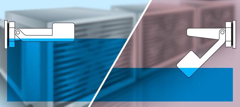 A importância do sensor de nível para um climatizador evaporativo