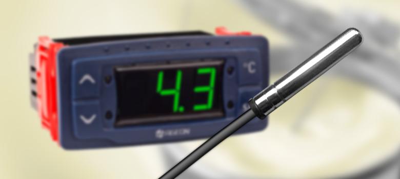 Checklist Cuidados com o sensor de temperatura em resfriadores de leite