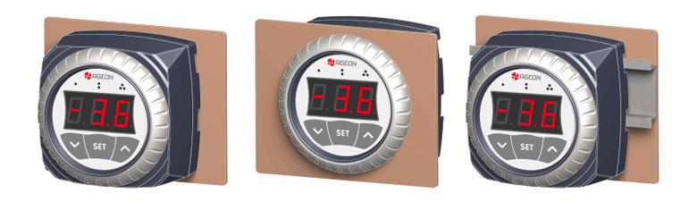 Fixação - Controlador H104 para Resfriadores de Leite