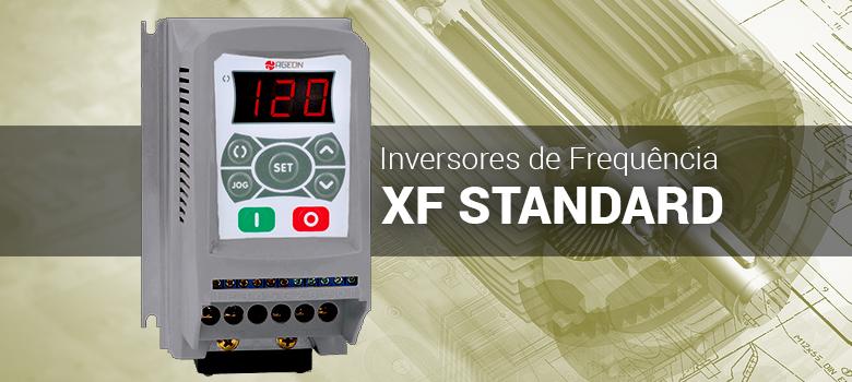 Tudo sobre os inversores de frequência XF Standard